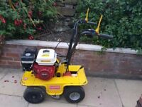 Garden master turf cutter excellent working order and condition