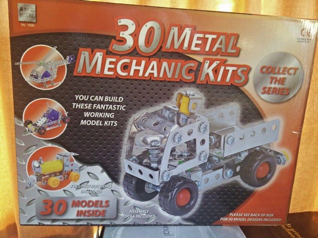 Toys metal mechanics kits ( 30-piece)