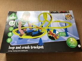 Loop and crash track set from the elc.