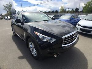 2013 Infiniti FX37 / PREMIUM/ LEATHER/ SUN ROOF