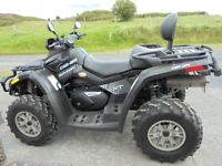 Bombardier CAN-AM Outlander Max XT two-seater Quad Bike