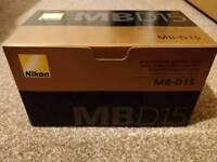 Nikon grip MB-D15