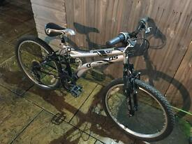 Dunlop DS Limited Edition Full Suspension Kids Bike. Fully Serviced, Free Lights