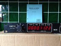 XRI SYSTEMS XR300 SMPTE TO MIDI SYNCHRONISER