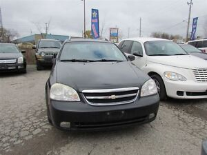 2007 Chevrolet Optra LT | ROOF| FRESH TRADE | AS IS London Ontario image 2