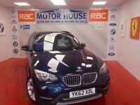 BMW X1 XDRIVE18D XLINE (4X4) FREE MOT'S AS LONG AS YOU OWN THE CAR!!! (blue) 2012