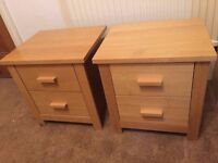 Job lot or individual furniture for sale (Bury, Manchester) - bed, freezer, chairs, tables, mirrors