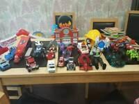Car Toy Bundle