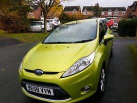 Little Ford Fiesta