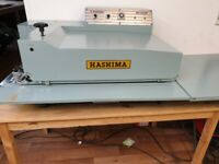 Hashima Fusing Machine for sale