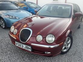 Jaguar great car come with service history and very well looked after drives good