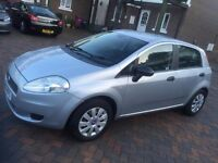 Fiat Punto 1.2 8v Active 5dr HPI clear,new shape, quick sell
