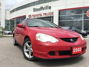 2003 Acura RSX - Leather & Moonroof!