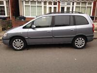 Vauxhall zafira 2.0 dti elegance 04 reg excellent condition mot good runner new clutch/brakes/tyres