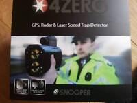 Snooper 4zero especially good in edinburgh