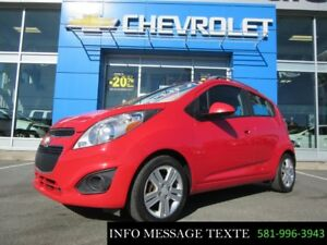 2013 CHEVROLET SPARK AUTOMATIQUE