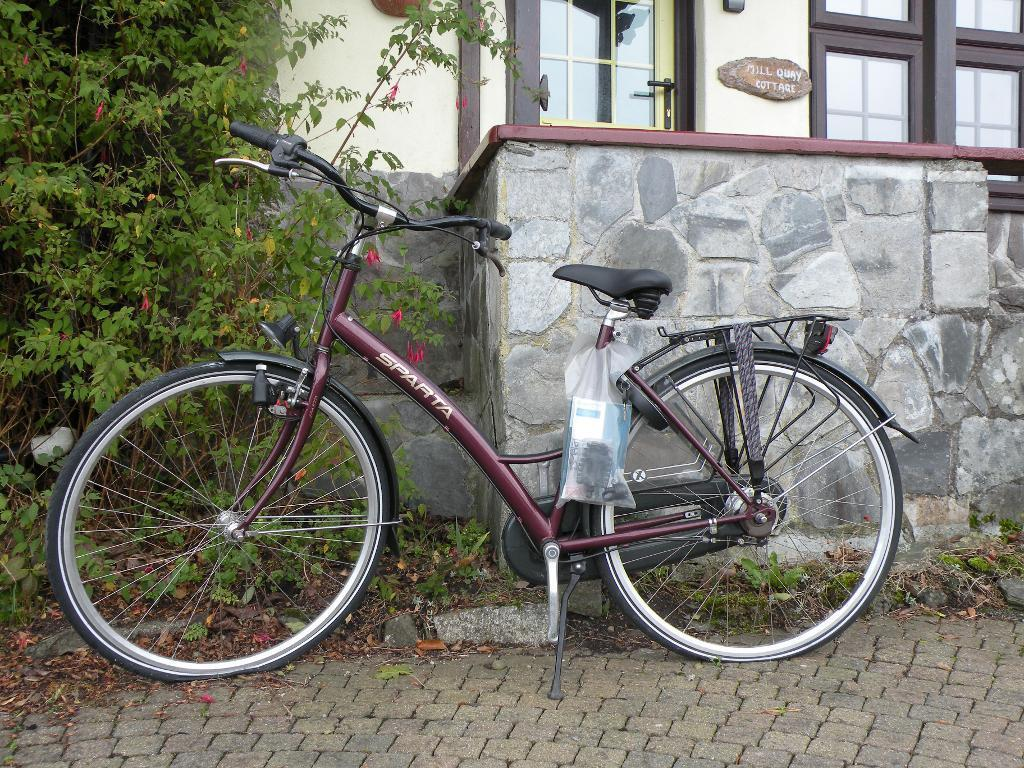 Gorgeous Sparta X Bow Road Bike 1000 New And Never Used All