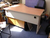 Desk for office or study room