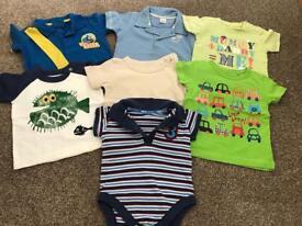 Boys 3-6 Months