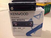 Kenwood CD Player x 2