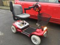 Immaculate sterling emerald 23 stone capacity Mobility scooter, new batteries, can deliver for fuel