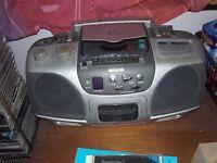 CD Player.