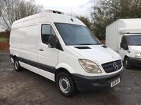 Mercedes sprinter 311cdi fridge van medium wheel base