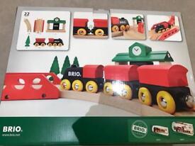 Brio Classic Figure 8 set Railway 33028 RRP£35