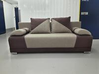 Polish sofa bed settee - polskie sofy z funkcją spania / free delivery