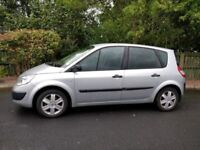 2007 Renault Megane Scenic 1.5dci – Lovely Example, MOT 2019, Drives really well, Super value
