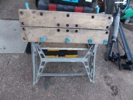 Workmate all ally very rare grab a bargain only £70