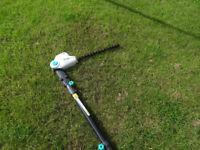 Bergman pole electric hedge trimmer 450W 45CM cut