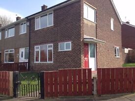 2 Bedroom Semi-Detached House on Easby Close, Eston