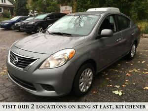 2012 Nissan Versa 1.6 SV | NO ACCIDENTS | BLUETOOTH | CRUISE