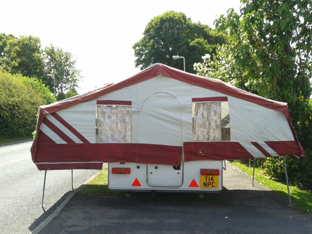 1999 Pennine Fiesta Folding Camper in Scarborough North  : 86 from www.gumtree.com size 1024 x 768 jpeg 141kB