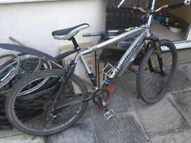Claude butler 26 inch wheels mountain bike