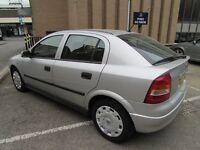 2004**Vauxhall Astra G 1.4 i 16v LS 5dr**Long MOT