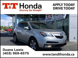 2013 Acura MDX * Low KM, One Owner, Leather*