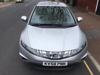 2009 HONDA CIVIC SE I SHIFT AUTO,VERY LOW MILES 39000 FULL HONDA HISTORY,DRIVES SUPERB,2 KEYS,L.MOT