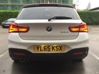 BMW 125d M Sport. Sports auto. Sat nav. 14 months old. 220 horsepower. Immaculate! 50+ mpg.