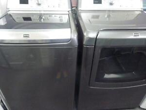 18- MAYTAG BRAVOS  XL Laveuse Sécheuse Washer and  Dryer