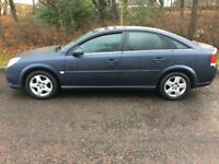 2008 Vauxhall Vectra CDTI 120 V6, (10months MOT) 5 Stamps in Service History
