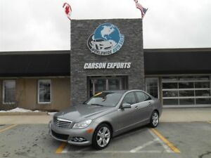 2013 Mercedes-Benz C-Class 300 4MATIC! LOOK! $139.00 BI-WEEKLY+T
