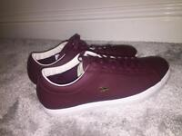 New Lacoste trainers, size 6
