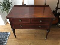 Antique sideboard / chest on legs