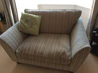 Marks and Spencer Love Seat. chair