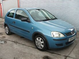 VAUXHALL CORSA LIFE 1.2 LITRE 3 DOOR AUTOMATIC. LOW MILEAGE. VGC.