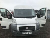 Fiat Ducato 2.0 diesel swb 2006 year breaking spare parts available