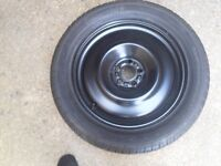 Land Rover 18inch space saver wheel