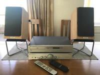 Cambridge Audio / Tannoy sound system